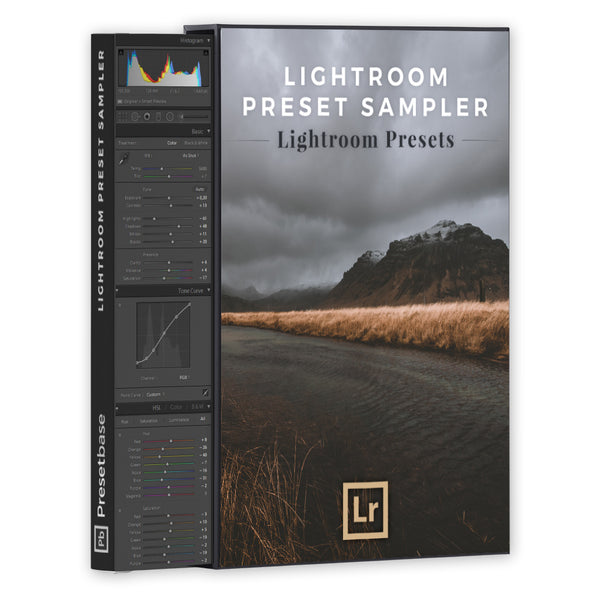 Landscape & Nature – Lightroom Preset Sampler | Presetbase