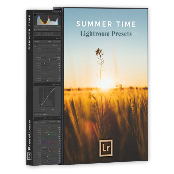 Summer Time – Lightroom Presets | Presetbase