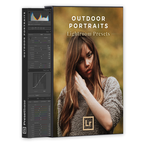 Outdoor Portraits – Lightroom Presets | Presetbase