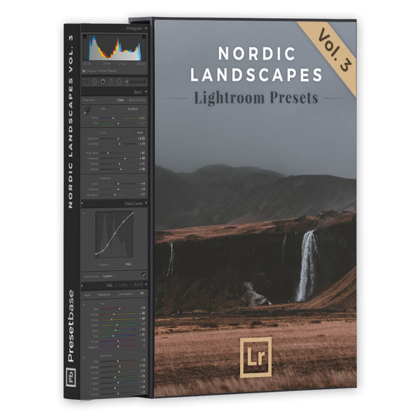 Nordic Landscapes Vol. 3 – Lightroom Presets | Presetbase