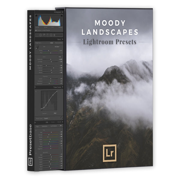 Moody Lightroom Presets for Landscape Photography | Presetbase