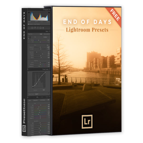 End of Days (Post-Apocalyptic Look) – FREE Lightroom Presets | Presetbase