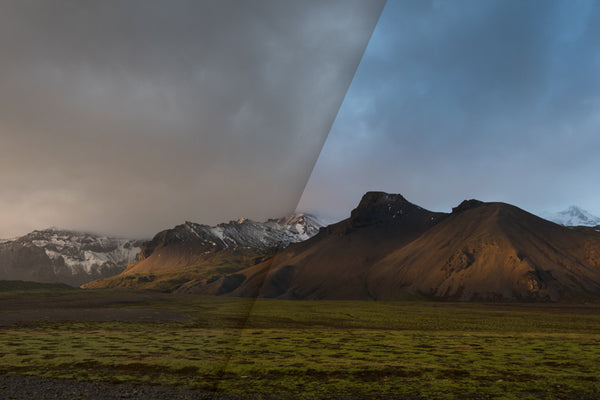 Nordic Landscapes Vol. 3 – Lightroom Presets - Lightroom-Presets by Presetbase - 7