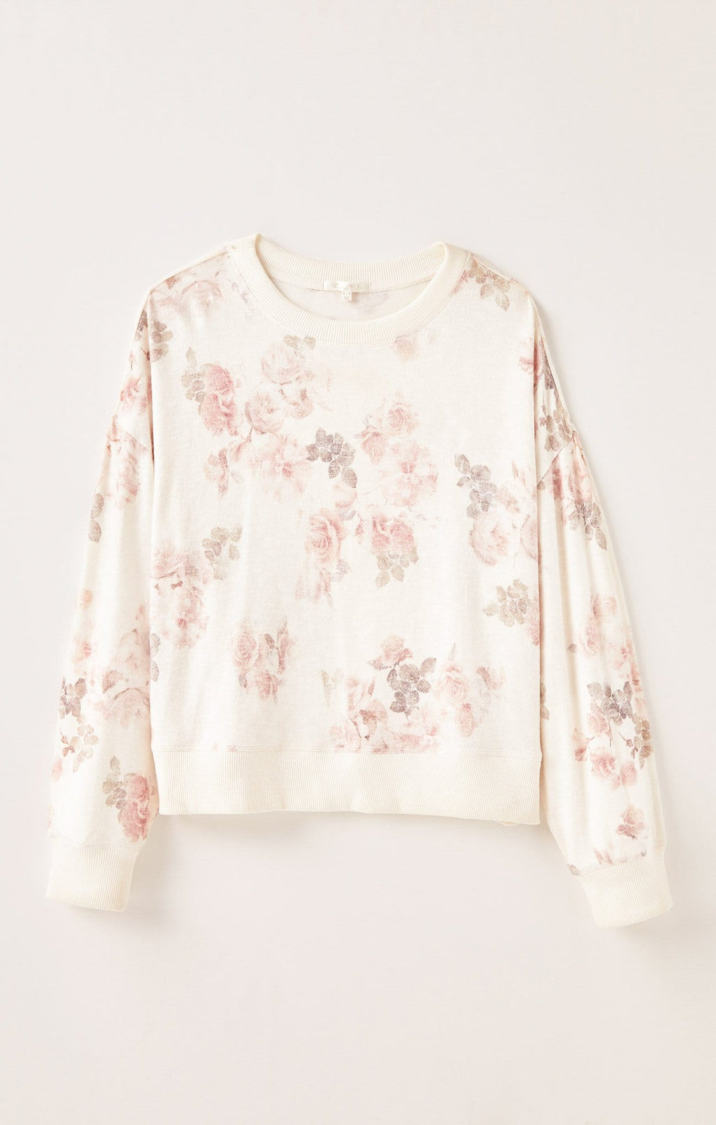 Elle Floral Long Sleeve Top