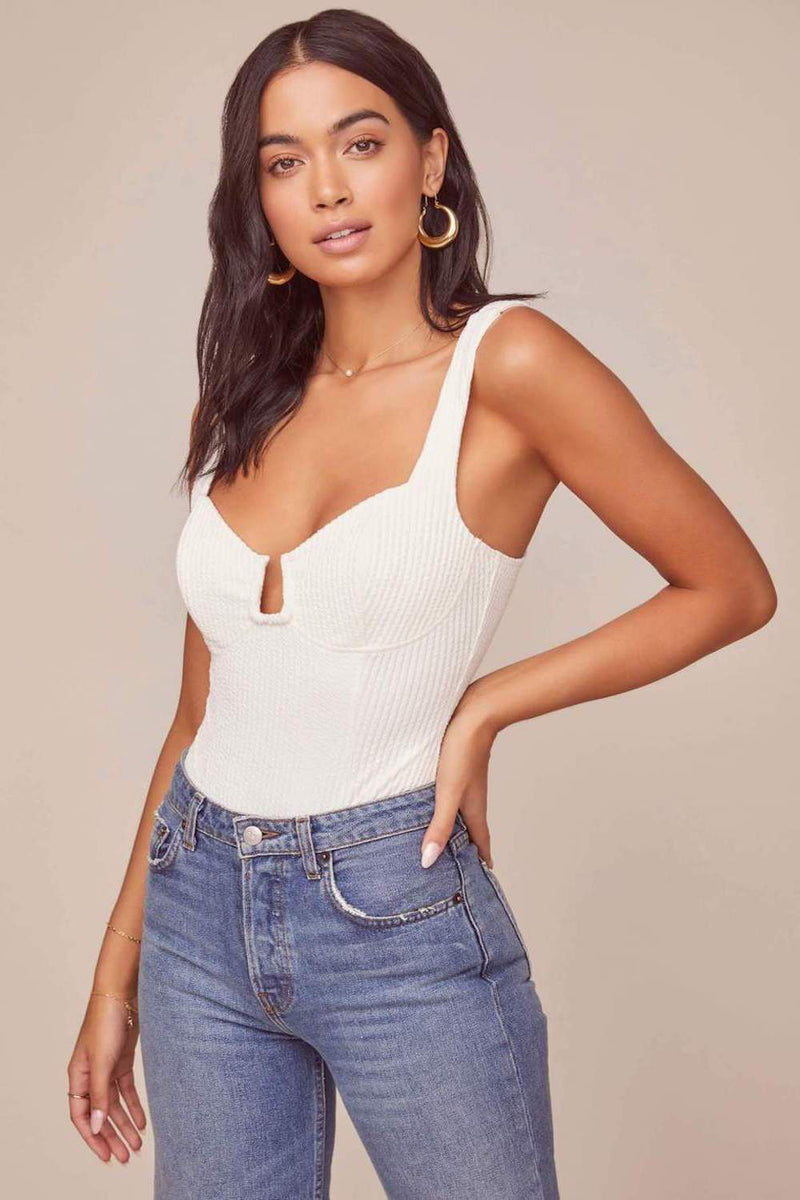 ASTR The Label Aria Bodysuit | Wild Dove Boutique