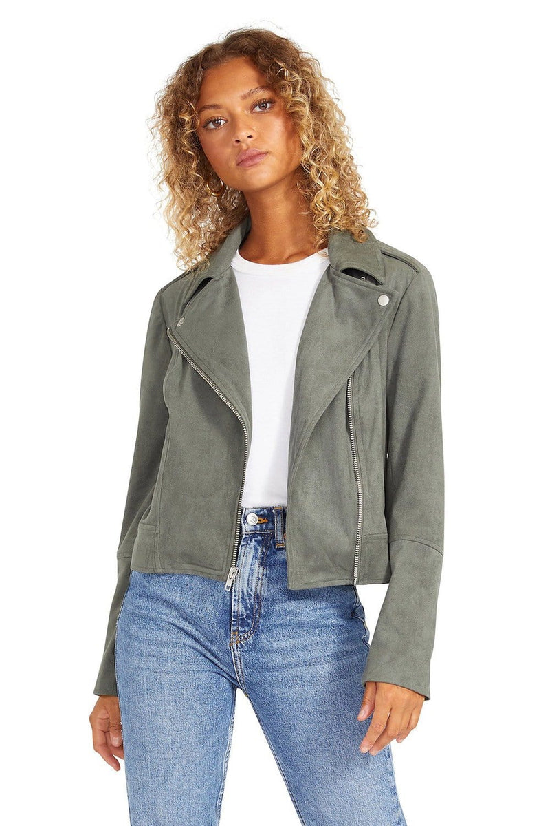 Not Your Baby Moto Jacket