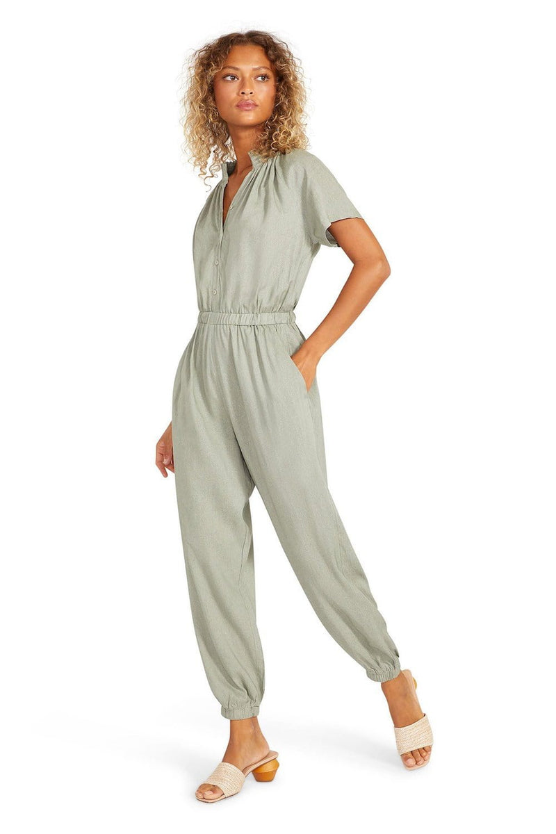 Takin' Care of Biz Jumpsuit