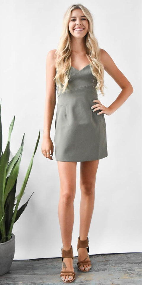 Finders Keepers No Light Dress | Wild Dove Boutique | San Diego, CA