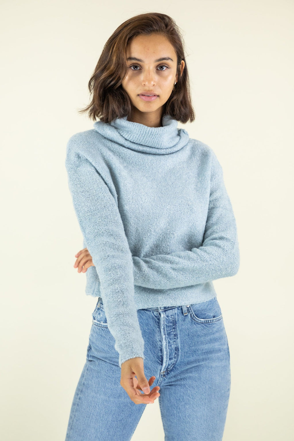 Bridgette Cowl Neck Sweater