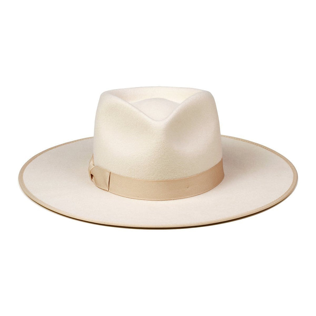 Lack of Color Ivory Rancher Hat | Wild Dove Boutique