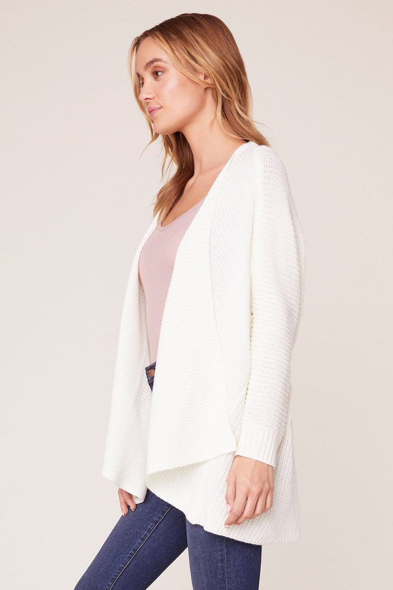 Jack by BB Dakota Draw The Line Ribbed Cardigan | Wild Dove Boutique | San Diego, CA