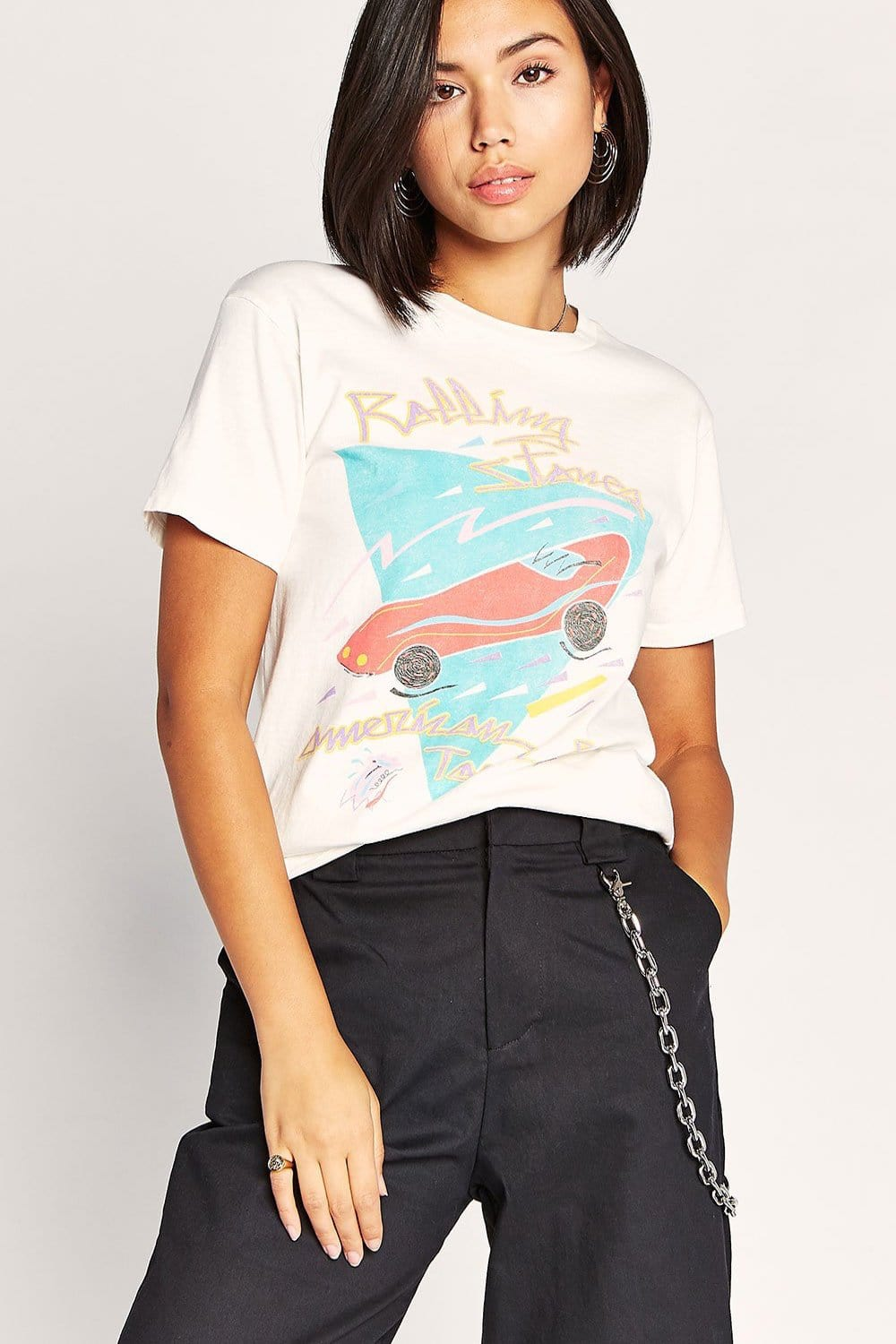 Daydreamer Rolling Stones '81 American Tour Tee | Wild Dove Boutique