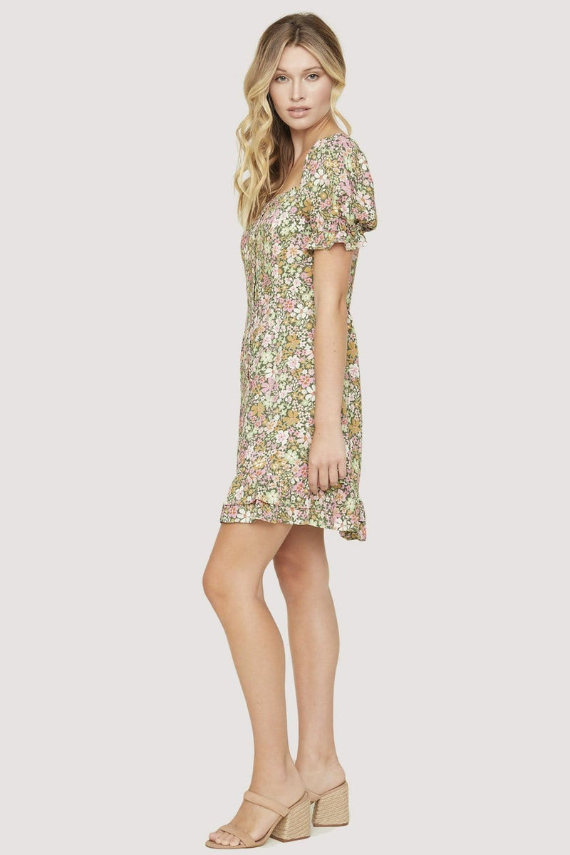 Getaway Island Mini Dress