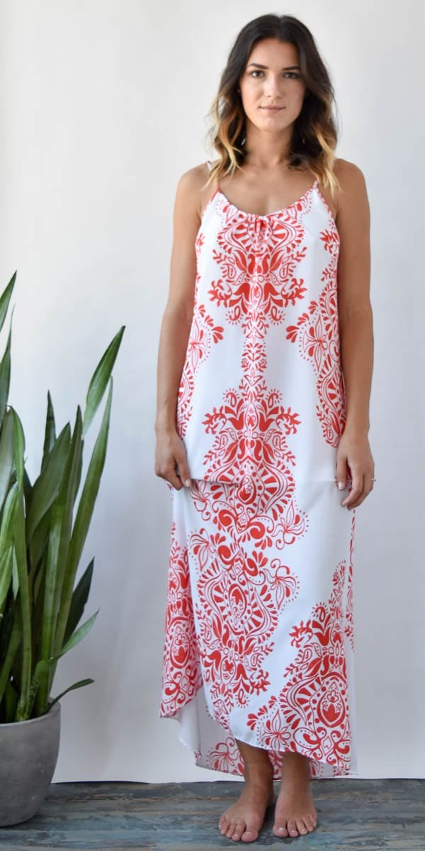 Turlington Maxi Dress