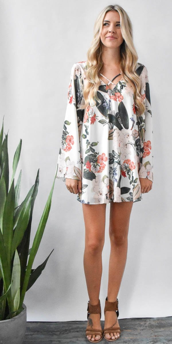Show Me Your Mumu Jonie Flow Dress Enchanted Florist