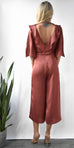 The Fifth Label Lola Jumpsuit in Cinnamon