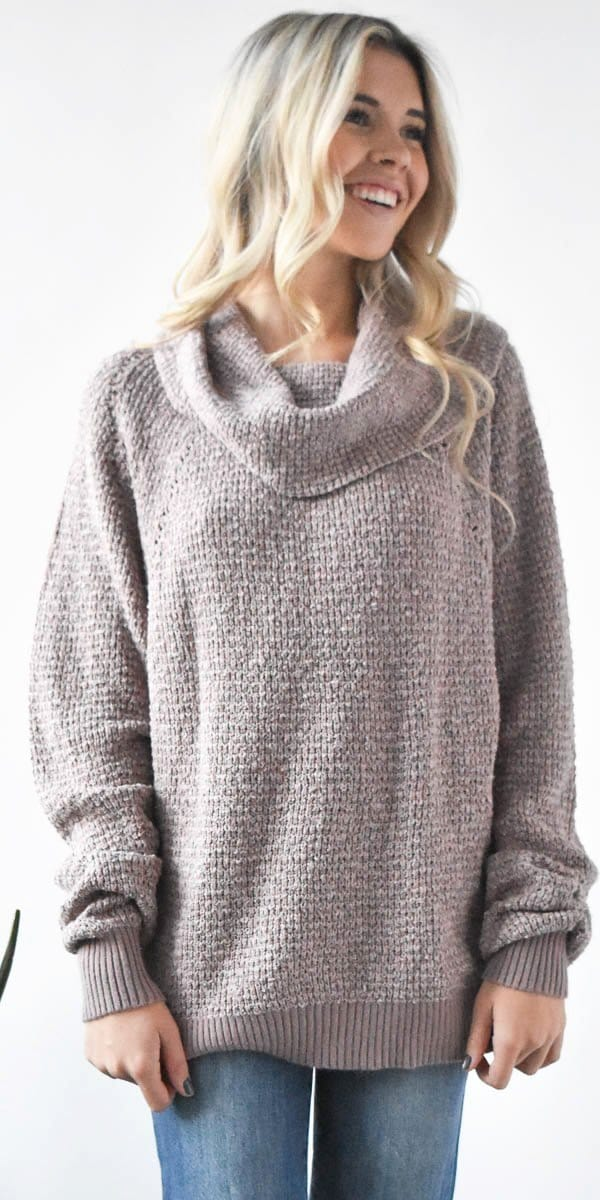 Free People By Your Side Sweater Wild Dove Boutique San Diego Ca