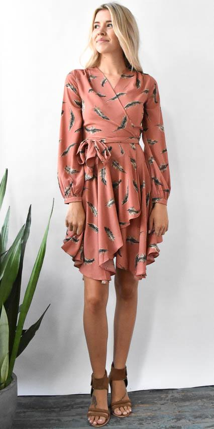 Lost + Wander Amber Dress