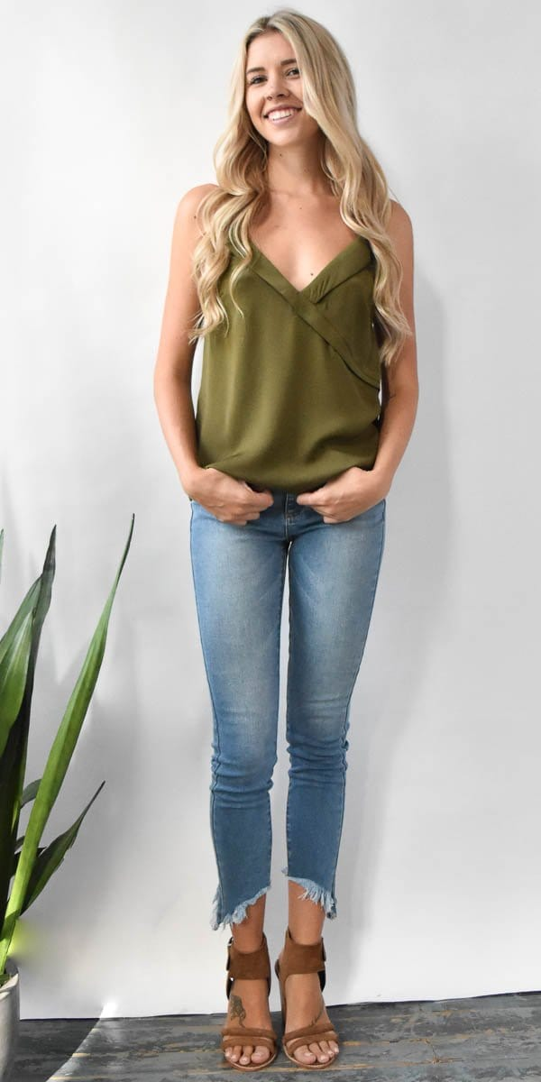 The Fifth Label Hollywood Top Khaki