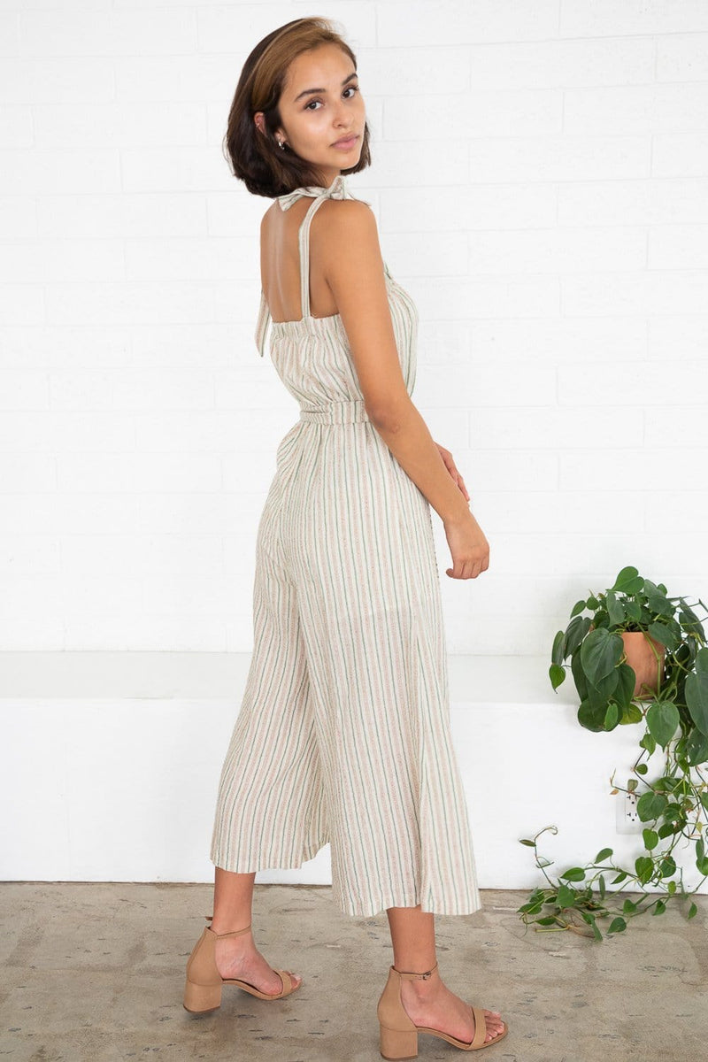 Striped Chiara Jumpsuit