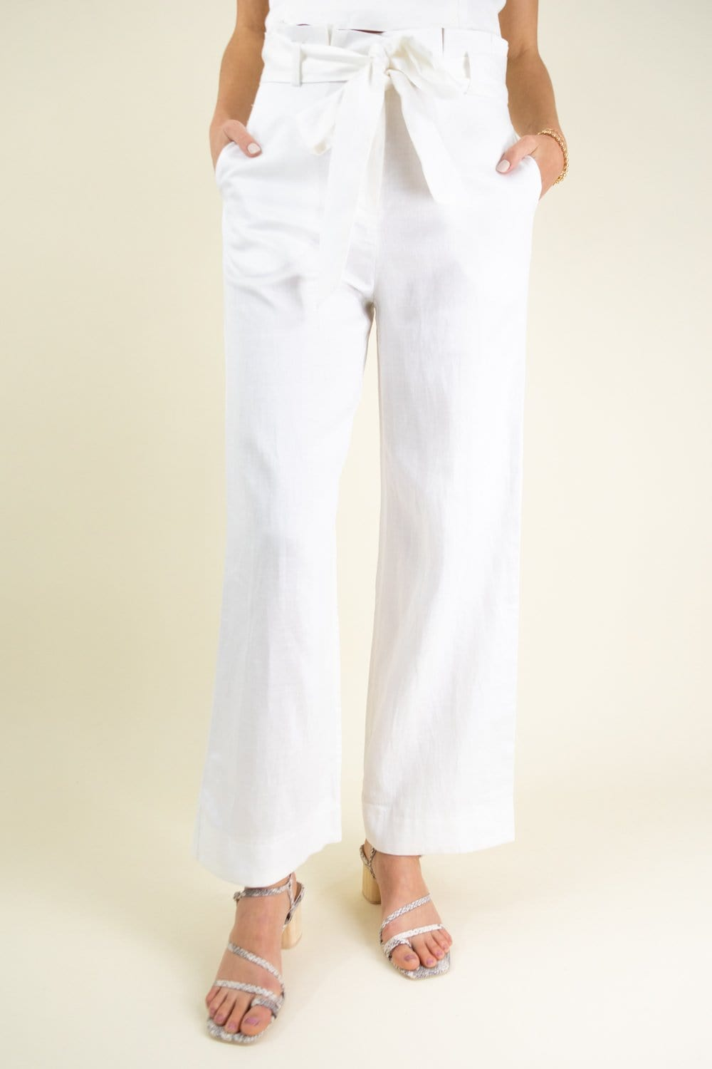 Lucy Paris Grace Paperbag Pant | Wild Dove Boutique