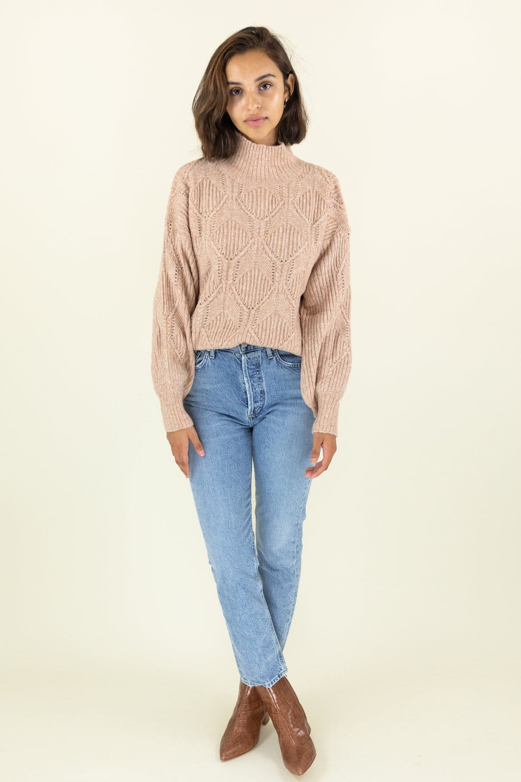 Le Rêveur Cozy Love Sweater