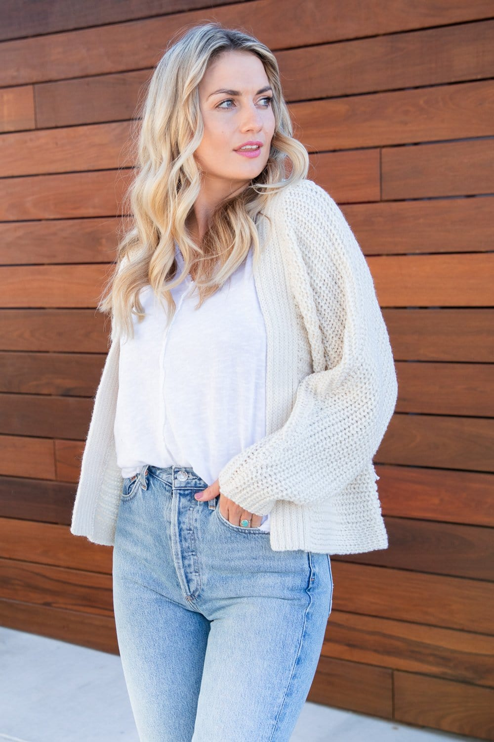 Knit Rewind Sweater