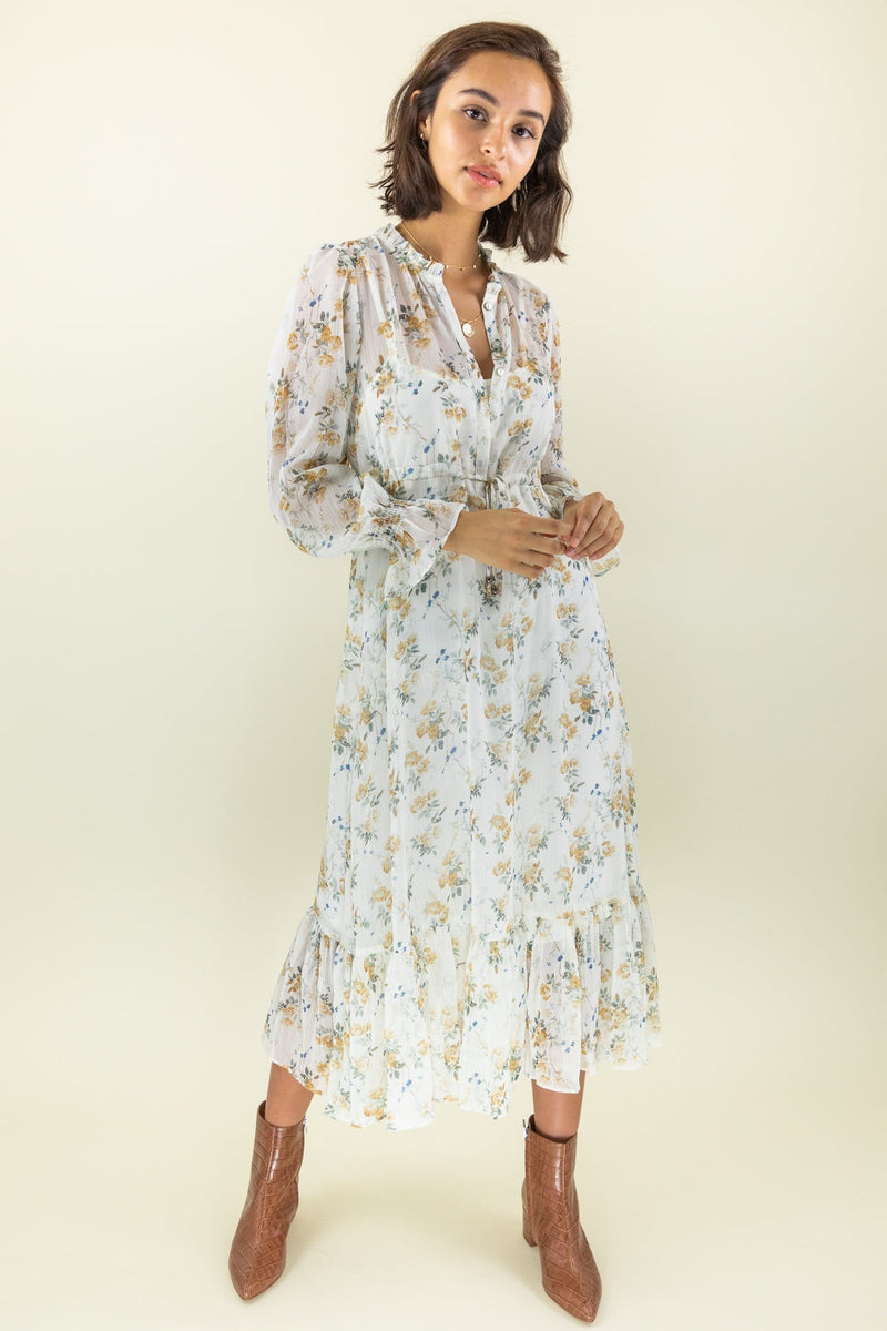 Reset By Jane Follow Me Floral Dress