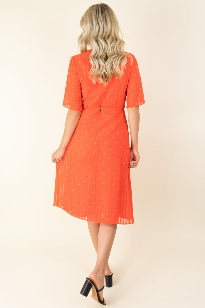 Cupcakes and Cashmere Mullholland Dress