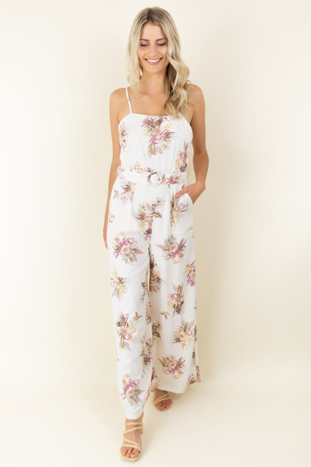 MINKPINK Tropic Daydreaming Jumpsuit