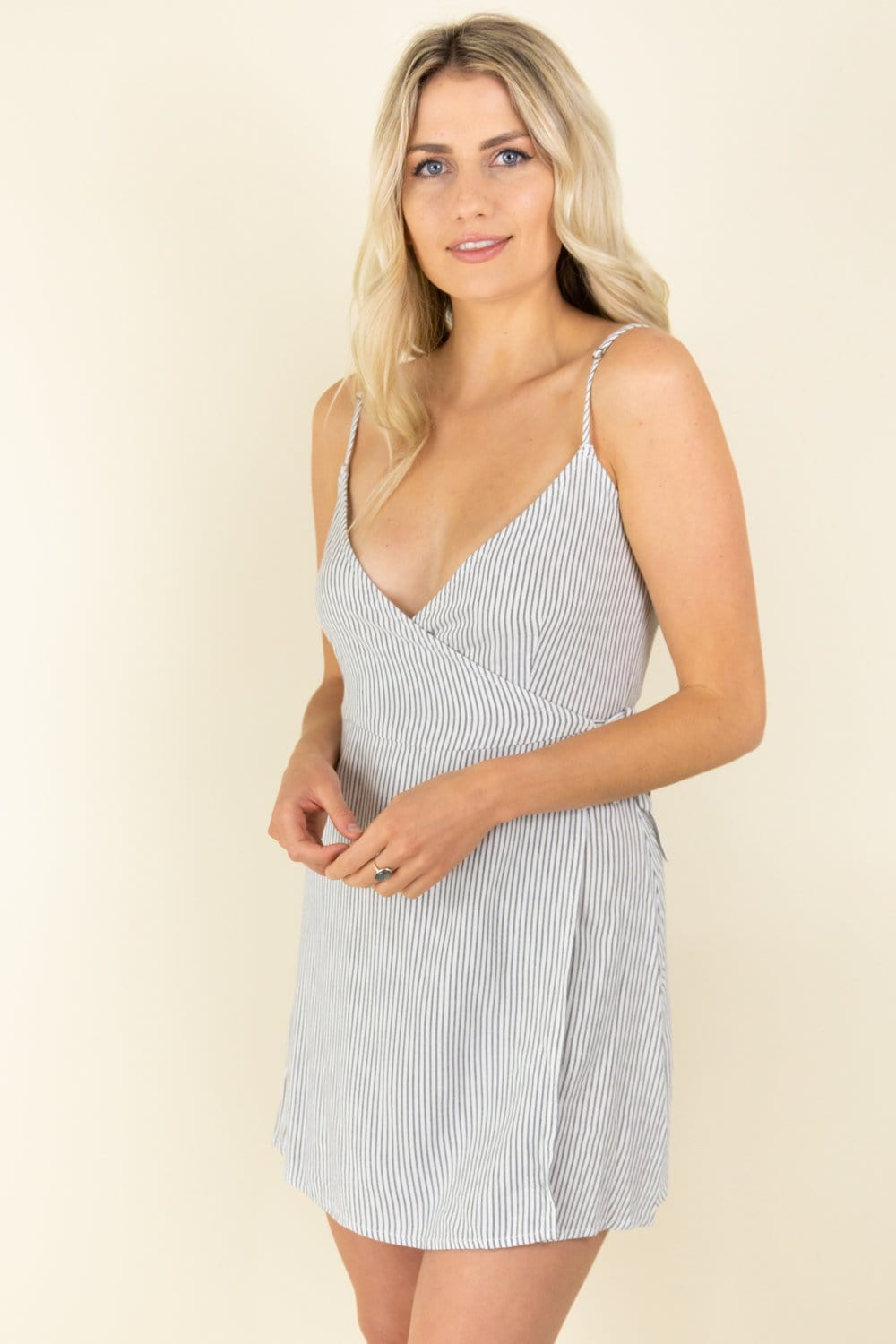 Amuse Society Positano Strappy Dress