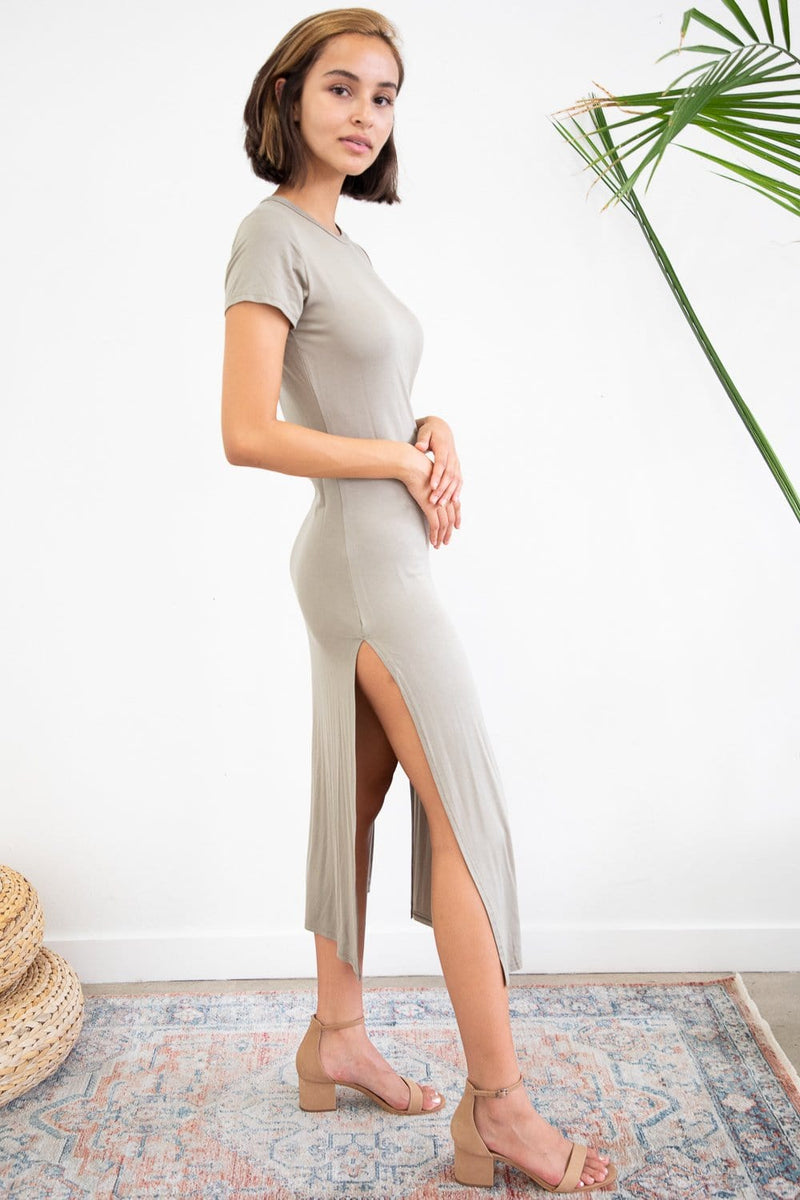 Sami Double Slit Dress |