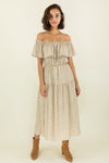 Romantic Feminine Maxi Dress