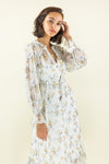 Reset By Jane Fall Floral Follow Me Floral Dress
