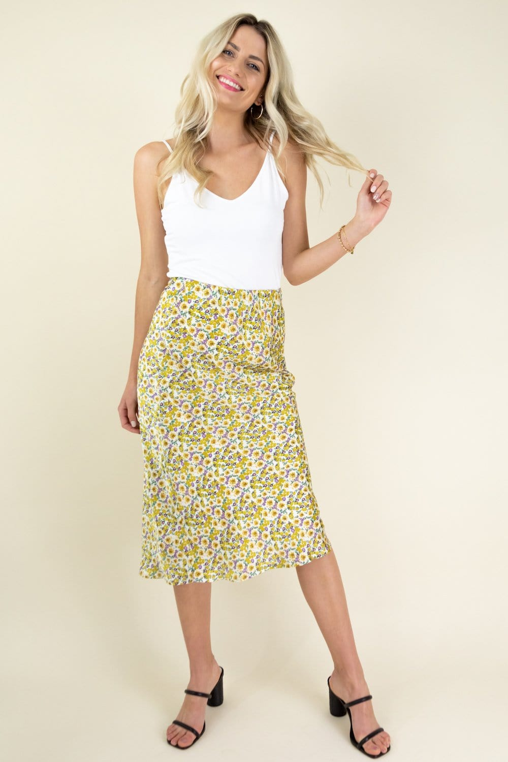 Heartloom Rylen Skirt Meadow