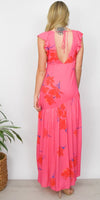 She's a Waterfall Maxi Dress