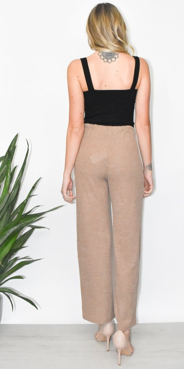 Sage the Label Morgan Ribbed Pant