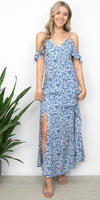 Lucy Love Layla Dress in Blue Bliss