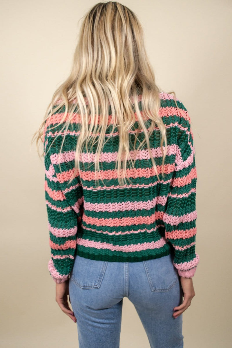 MINKPNK Remy Knit Sweater
