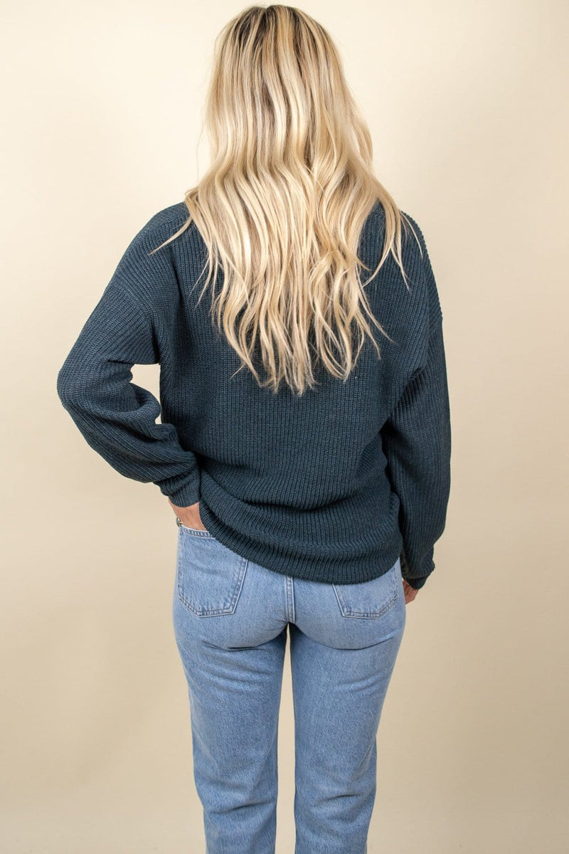 Gentle Fawn Tucker Sweater