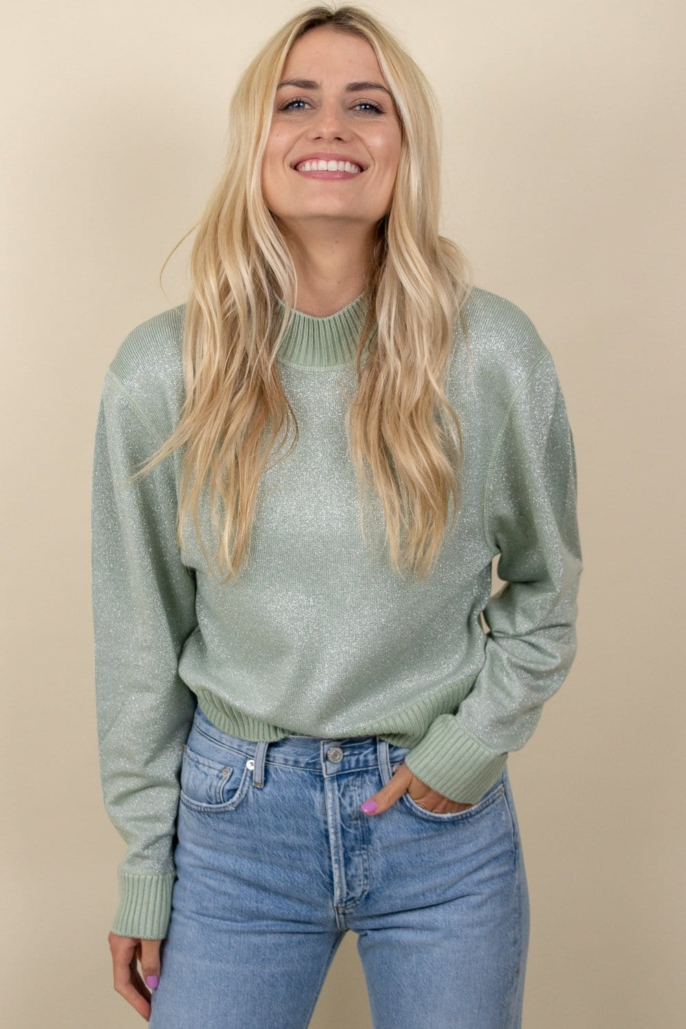 Free People Starry Night Frosted Fern