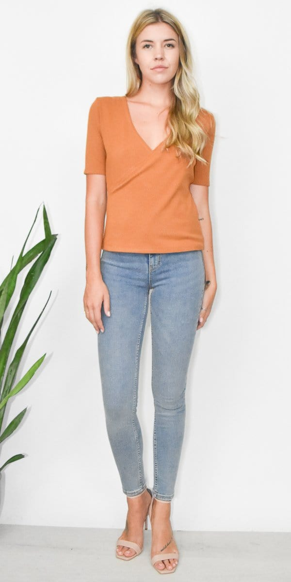 Gentle Fawn Kendra Top in Mustard Seed