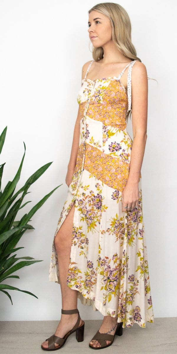 Free People Lover Boy Maxi Dress