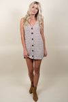 Show Me Your Mumu Vanessa Dress Brady Knit Cream