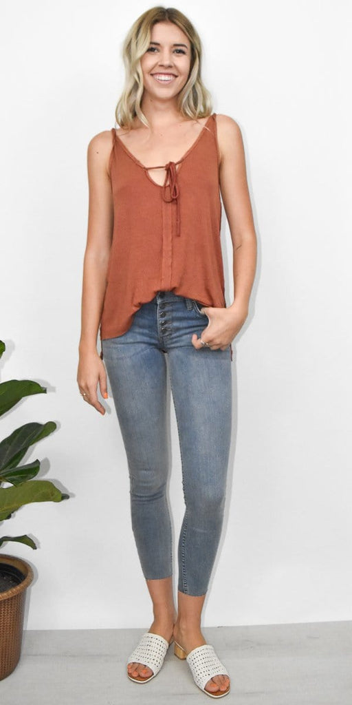 Free People Scarlett Tank | Wild Dove Boutique | San Diego, CA