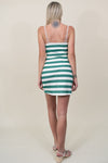 Show Me Your Mumu Clarissa Dress Cabana Stripe