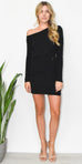 Free People Frankie Dress in Black