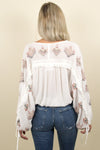 Free People Sweet Emotion Top