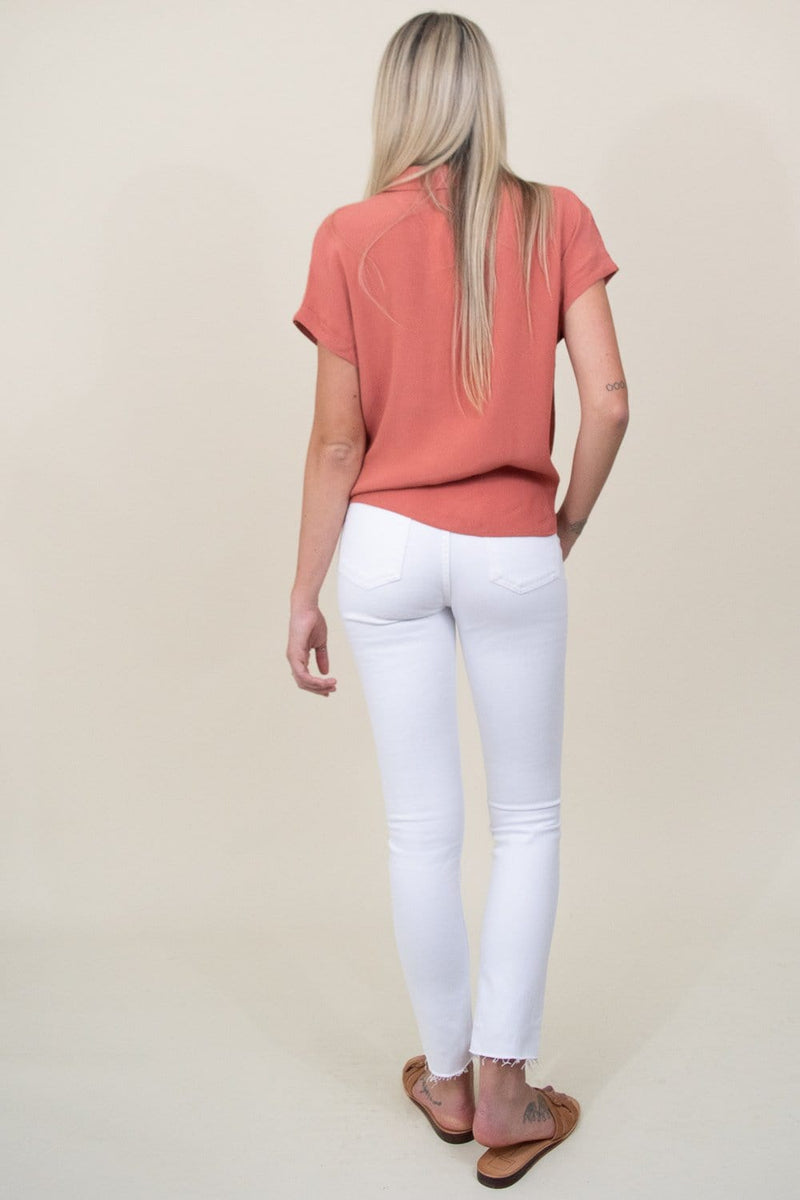 Gentle Fawn Electra Top in Apricot Brandy