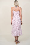 Gentle Fawn Belafonte Dress in Shell Summerwine
